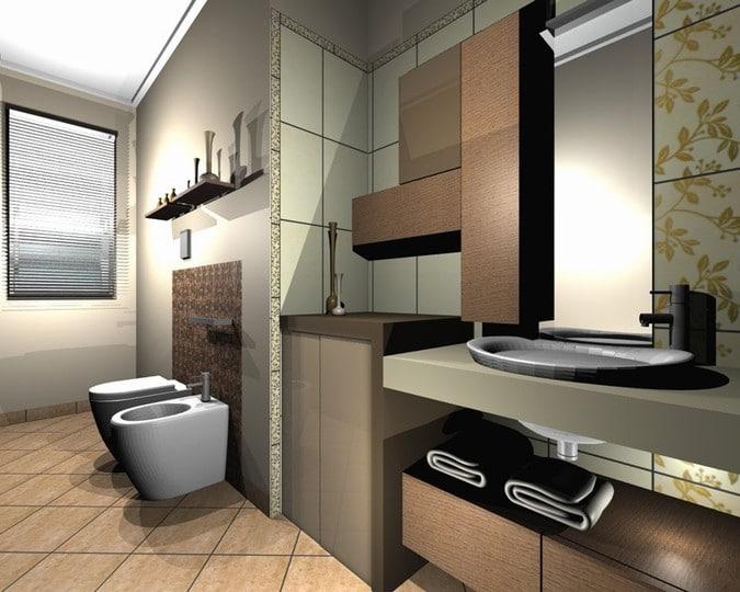 Progettazione computerizzata gratuita arredalcasa - Progetto bagno 3d gratis ...