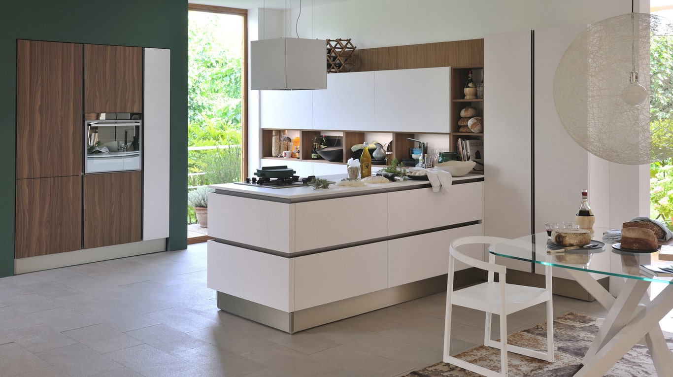 Veneta Cucine Oyster - Arredalcasa