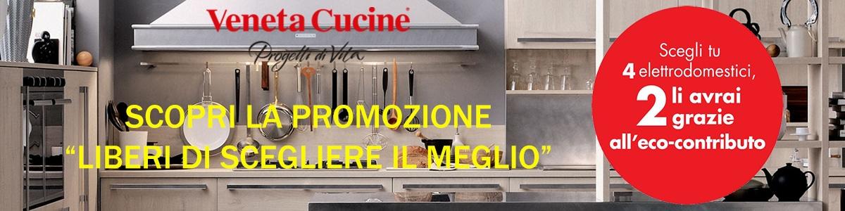 PROMOZIONE liberi veneta cucine