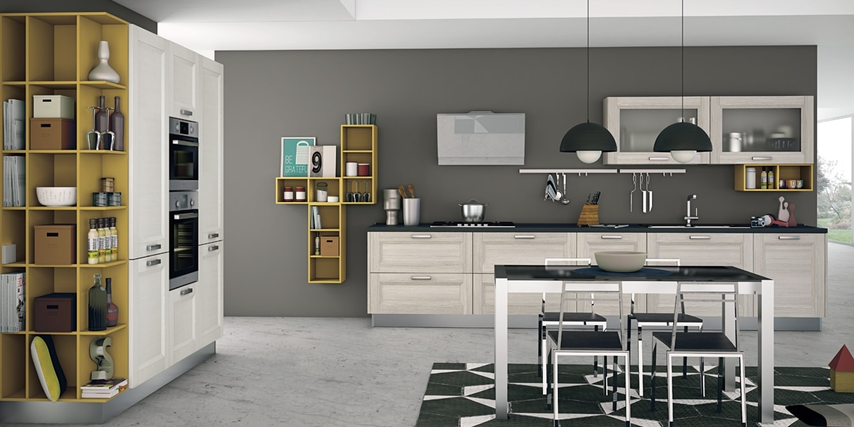 Creo kitchens mya arredalcasa - Foto cucine lube moderne ...