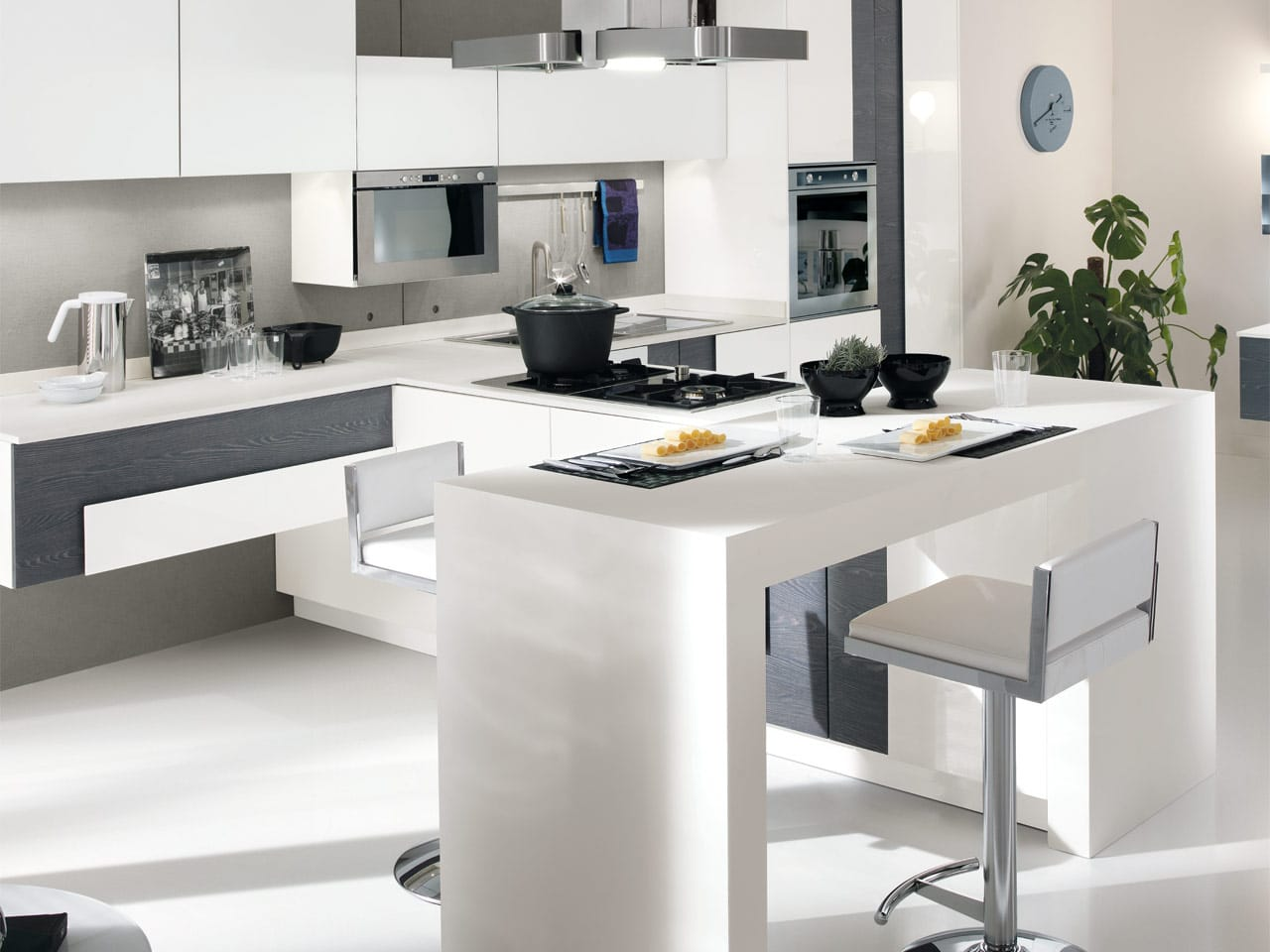 Beautiful Cucine Lube Creativa Contemporary - Home Ideas - tyger.us