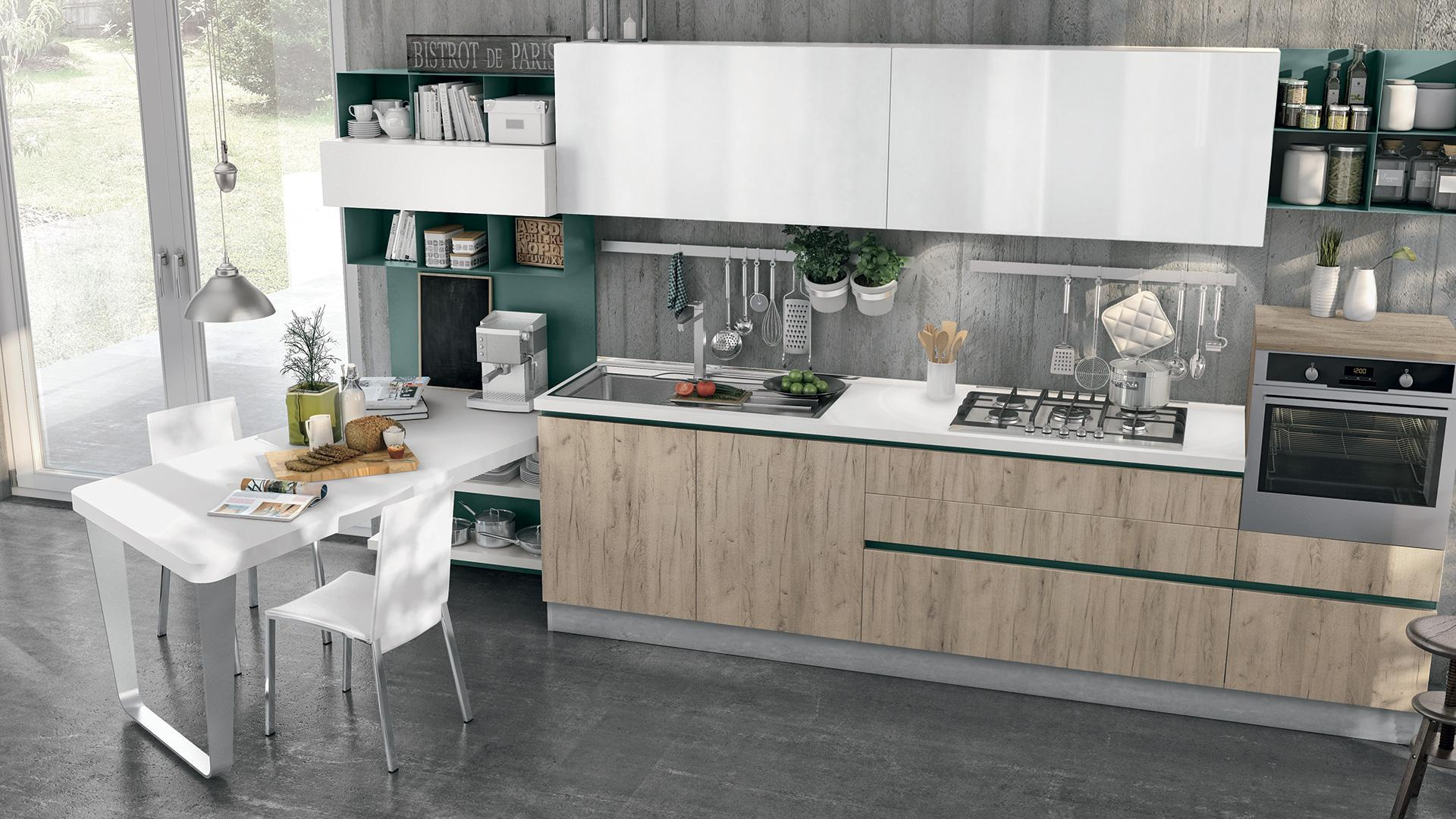 Planner Cucine Lube. Awesome Cucine Lube Cucine Lube Kitchens ...