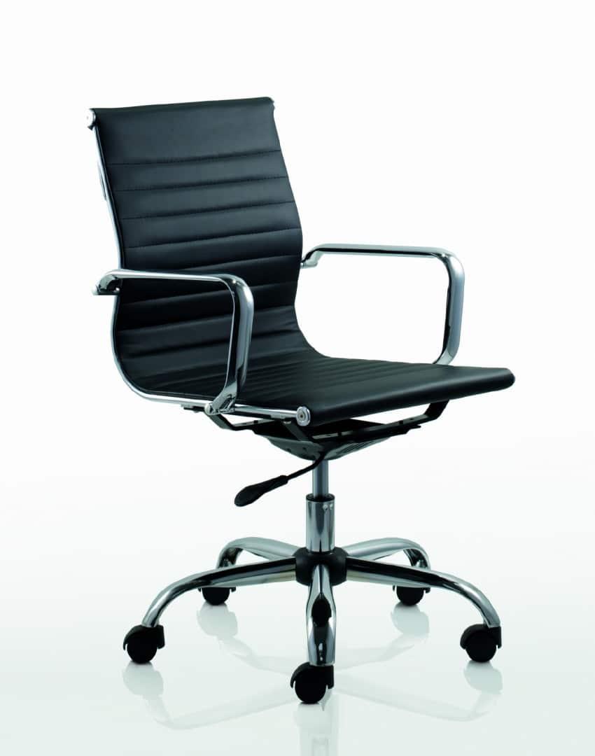 Sedie Ufficio Low Cost.Sedie Da Ufficio Fisse E Con Ruote Di Eurosedia Serie Home Office A