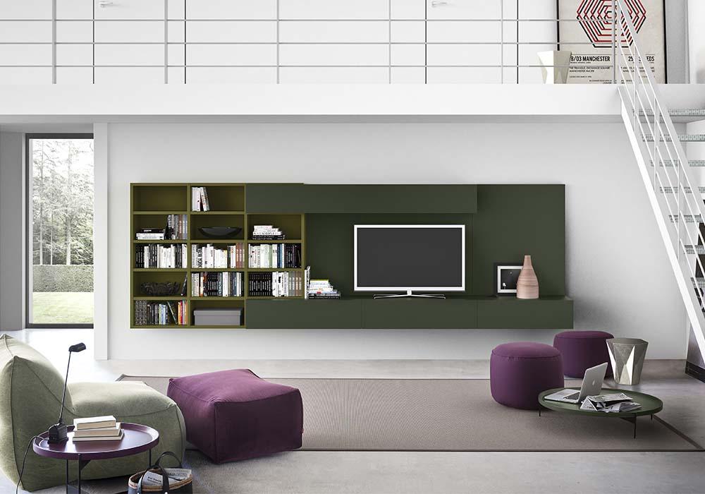 Cataloghi e foto di soggiorni e librerie di pianca a - Pianca mobili soggiorno ...