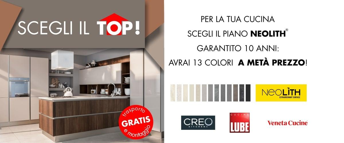 Per la tua nuova cucina scegli il TOP, scegli il NEOLITH! Oggi è a ...